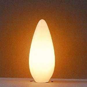 ヤザワ 電球 ホワイト [E14/電球色/1個/シャンデリア電球形] ホワイト C321440W