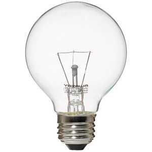 ヤザワ 電球 クリア [E26/電球色/1個/60W相当/ボール電球形] クリア GC100V57W70