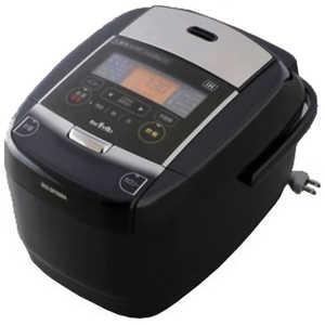 アイリスオーヤマ 銘柄量り炊き IHジャー炊飯器 KRC-IC50-B 炊飯器