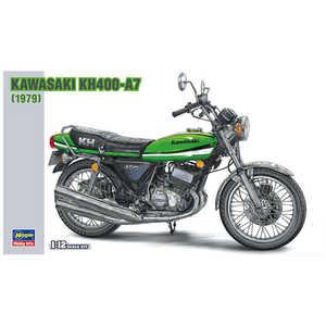 長谷川製作所 1/12 カワサキ KH400-A7 BK6 カワサキKH400A7