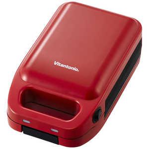 ビタントニオ 厚焼きホットサンドベーカー gooood VHS-10-TM 調理器具