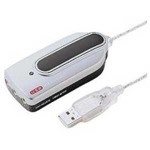 サンワサプライ USBオーディオ変換アダプタ MMADUSB