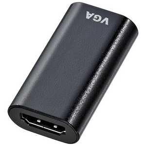 サンワサプライ 変換アダプター 「HDMI A(メス)⇒ VGA(メス)」 ADHD13VGA