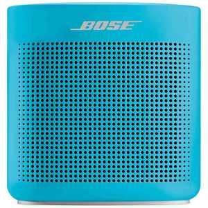 BOSE oundLink Color Bluetooth speaker II BLU ワイヤレススピーカー