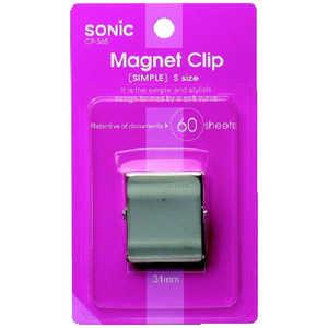 ソニック マグネットクリップ[シンプル]Sブリスター CP365