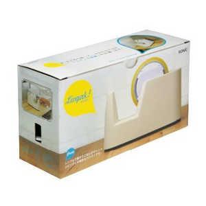 ソニック リビガク テープカッター スリム アイボリー アイボリー LV2150I