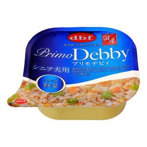 デビフペット プリモデビィシニア犬用ササミ&野菜95g プリモシニアヤサイ