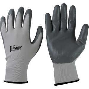 おたふく手袋 おたふく ニトリル背抜き手袋 ホワイト L ドットコム専用 A32WHL