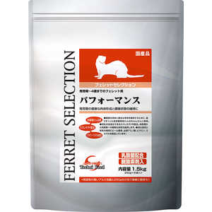 イースター フェレットセレクション パフォーマンス (1.5kg) [ペットフード] 小動物 フェレットSパフォーマンス1.5KG