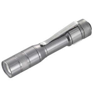 オーム電機 LEDズームペンライト 単4×1本使用 LHPY01ZS