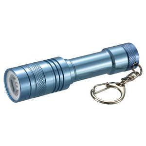 オーム電機 LEDミニライト 防水 ブルー LHMY41A