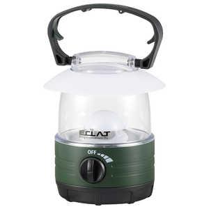 オーム電機 ECLAT無段階調光LEDランタン 70lm 昼光色 LN07B7G
