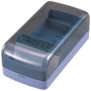 カール事務器 名刺整理箱 600名用 ブルー ブルー 860EB
