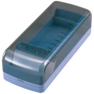 カール事務器 名刺整理箱 800名用 ブルー ブルー 870EB