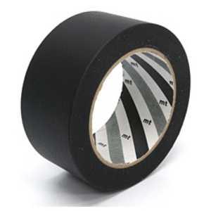 銀一 「マスキングテープ」mt foto スタジオ用テープ(50mm×50m/ブラック) ブラック50x50 MTFOTO03