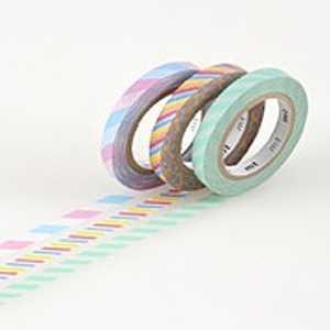 カモ井加工紙 「マスキングテープ」mt slim twist cord A twistcordA MTSLIM10