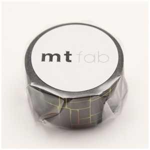 カモ井加工紙 「マスキングテープ」mt mt fab 黒板・カラフル 黒板・カラフル MTBB006