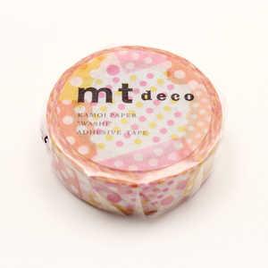 カモ井加工紙 「マスキングテープ」 ピンク MT01D422