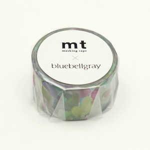 カモ井加工紙 「マスキングテープ」mt ブルーベルグレイ Rothesay MTBLUE01