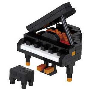 カワダ ナノブロック ミニコレクション 楽器シリーズ NBC-336 グランドピアノ NBC336グランドピアノ