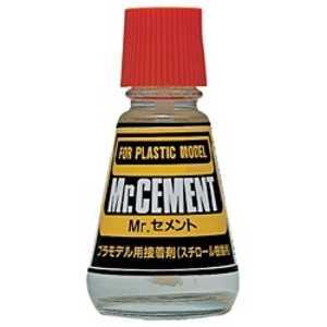 GSIクレオス Mr.セメント 25ml MC124 Mrセメント