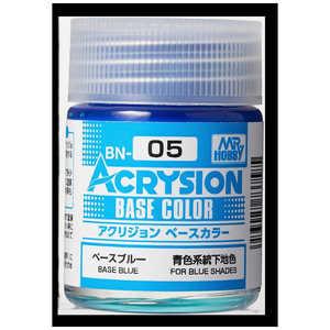 GSIクレオス アクリジョン ベースカラー BN05 ACベースブルー