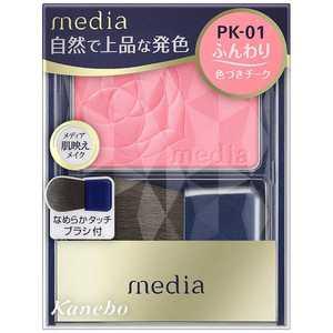 メディア ブライトアップチークN PK-01