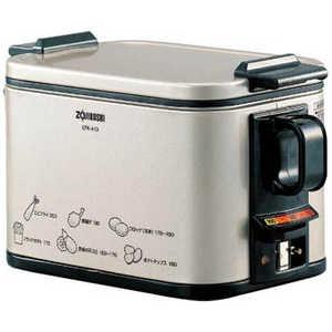 象印 電気フライヤー EFK-A10(TJ) 調理器具