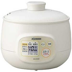 象印 おかゆメーカー EG-DA02-WB 調理器具