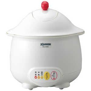 象印 温泉たまご器 エッグDoDoDo EG-HA06-WB 調理器具
