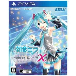 セガゲームス PS Vitaソフト VLJM-35264 ハツネミクPROJECTDIVAX