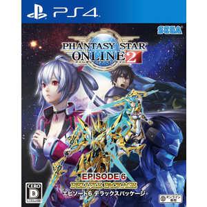 セガゲームス PS4ゲームソフト ファンタシースターオンライン2 エピソード6 デラックスパッケージ 通常版 PLJM-16600 P.S.O.2エピソード6DX