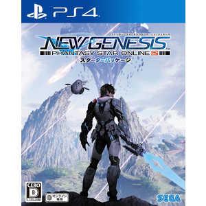 セガゲームス PS4ゲームソフト ファンタシースターオンライン2 ニュージェネシス スターターパッケージ 通常版 PLJM16856 PSO2NSP