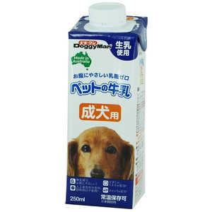 ドギーマン ペットの牛乳 成犬用 250ml ペットノギュウニュウセイケン250