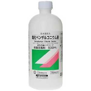 逆性石鹸コザカイ・P 500mL