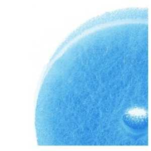 マーナ POCOキッチンスポンジ(吸盤なし・リフィル)「日本製」 ブルー K095B