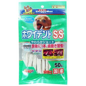 ドギーマン 犬用 ガム ホワイDSSヤワラカS50