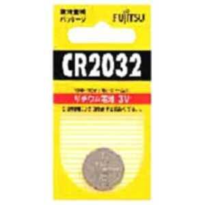 富士通 FUJITSU 「リチウムコイン電池」 ドットコム専用 CR2032CBN