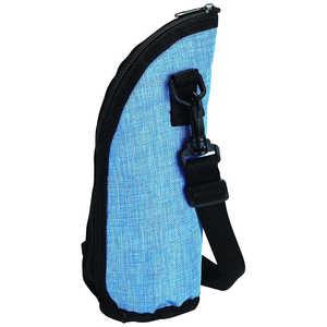 パール金属 クールストレージ ボトルカバー(ブルー) ブルー 500mlブルー D6496