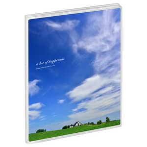 ハクバ Pポケットアルバム NP KG(ハガキ)サイズ 20枚収納 AZI APNPKG20AZI