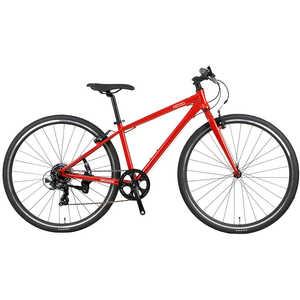 NESTO 700×32C クロスバイク バカンゼ 2 VACANZE 2 380mm(レッド/7段変速《適応身長:145cm?162cm》)NE-21-012 【2021年モデル】 レッド バカンゼ2C_380