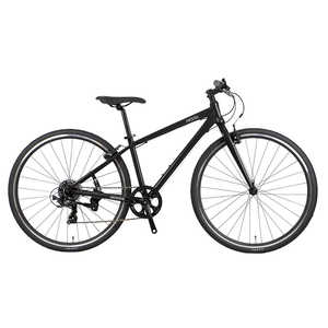 NESTO 700×32C クロスバイク バカンゼ 2 VACANZE 2 380mm(ブラック/7段変速《適応身長:145cm?162cm》)NE-21-012 【2021年モデル】 ブラック バカンゼ2C_380