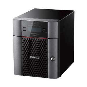 BUFFALO TeraStation WS IoT 2019 for SWエディション搭載 4ベイデスクトップ 24TB 受発注商品 WS5420DN24W9
