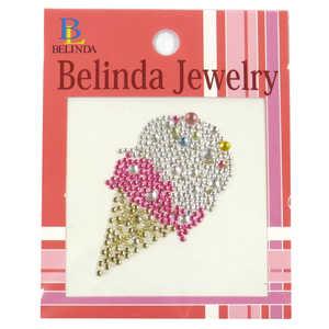 BELINDA ジュエル ステッカー Belinda NO.1200