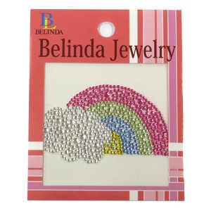 BELINDA ジュエル ステッカー Belinda NO.1502