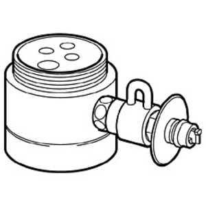 パナソニック 食器洗い乾燥機用分岐栓 CB-SL6 食器洗い機・乾燥機