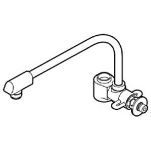 パナソニック 食器洗い乾燥機用分岐栓 CB-SYB6 食器洗い機・乾燥機