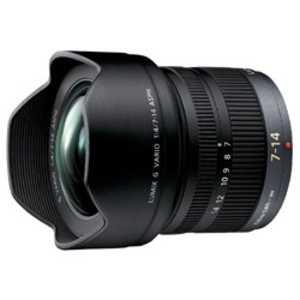 パナソニック Panasonic LUMIX G VARIO 7-14mm専用 交換レンズ HF007014