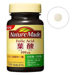 ネイチャーメイド 葉酸 150粒入