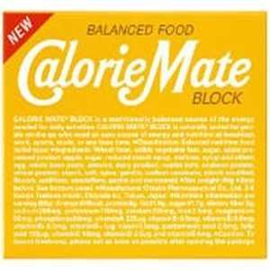 大塚製薬 カロリーメイト ブロック プレーン味(4ピース) 健食 カロリーメイトBKプレーン4B